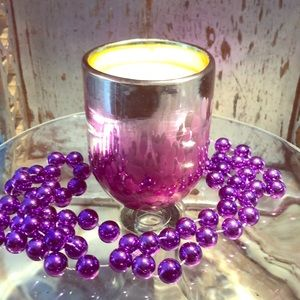 💞 Hot pink leopard💞 Beautiful amazing candle 💗